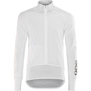 POC Essential Road Wind Jacket Herren hydrogen white hydrogen white