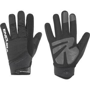 Endura Strike II Handschuhe Herren schwarz schwarz
