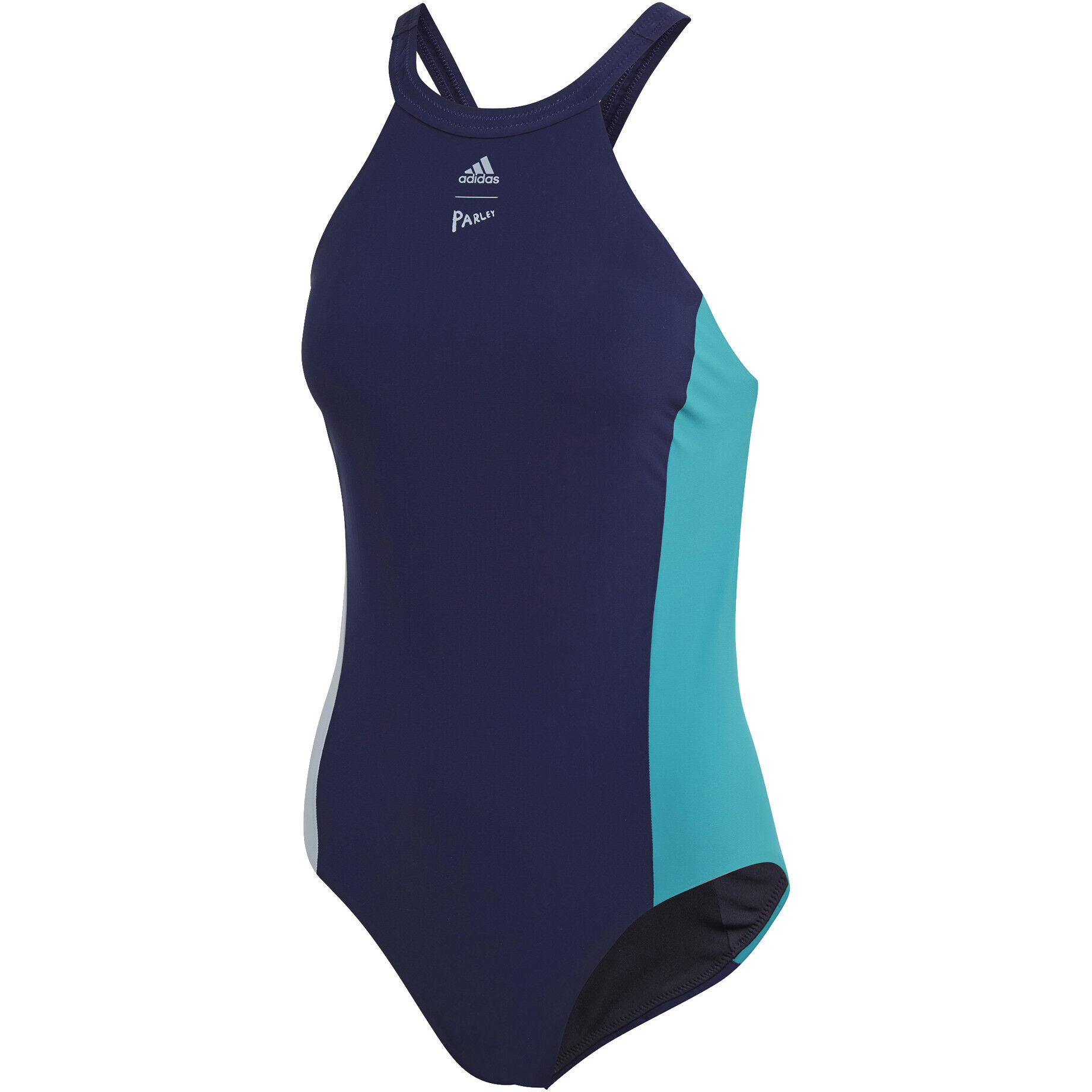 adidas Performance Swim Infinitex+ Badeanzug Damen solar orangeactive marine