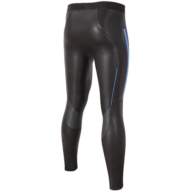 Zone3 5/3mm Buoyancy Kickpants Herren black/blue