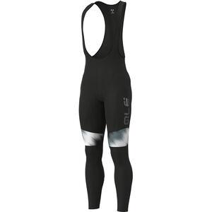 Alé Cycling Solid Pulse Bib Tights Herren black-grey-white black-grey-white
