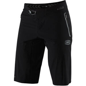 100% Celium Enduro/Trail Shorts Herren black black