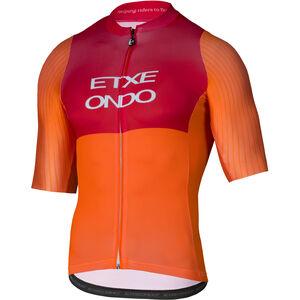 Etxeondo On Aero SS Jersey Herren orange-red orange-red