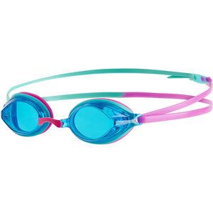 speedo Vengeance Goggles spearmint/diva/aquatic spearmint/diva/aquatic