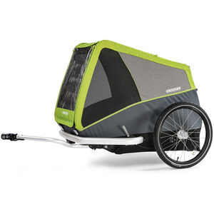Croozer Dog XL Hundeanhänger grasshopper green bei fahrrad.de Online