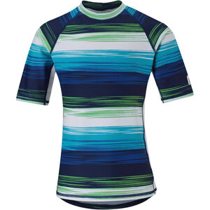 Reima Fiji Swim Shirts Jungs navy blue