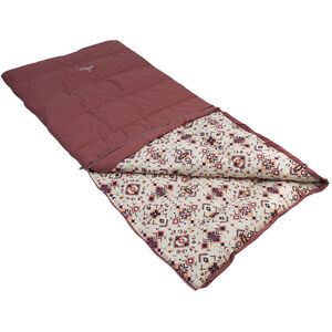 Nomad Brisbane Premium Junior Sleeping Bag Kinder wild rose wild rose