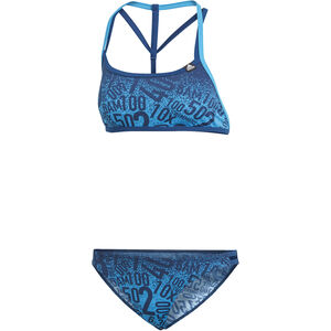 adidas Pro EBS 2 Piece Bikini Women shock cyan bei fahrrad.de Online