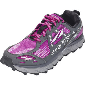 Altra Lone Peak 3.5 Trail Running Shoes Damen pink and gray pink and gray
