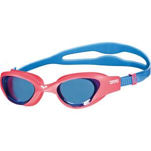 arena The One Goggles Kinder lightblue-red-blue lightblue-red-blue