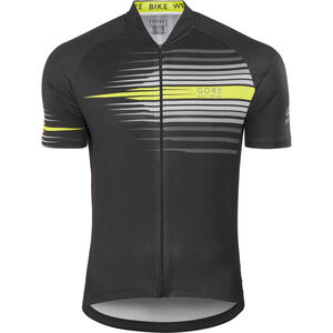 GORE BIKE WEAR Element Razor Jersey Men black/cadmium yellow bei fahrrad.de Online