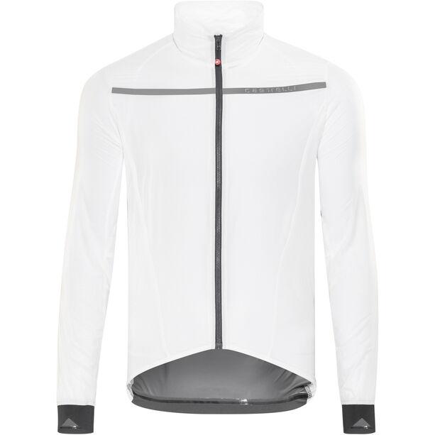 Castelli Superleggera Jacket Herren white