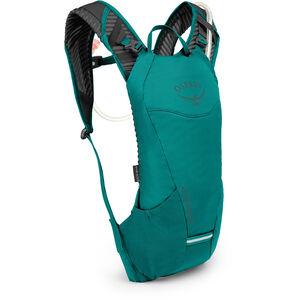 Osprey Kitsuma 3 Hydration Backpack Damen teal reef teal reef