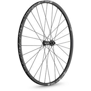 """DT Swiss X 1900 Spline Vorderrad 29"""" Alu CL 110/15mm TA Boost DB 22,5mm schwarz/weiß schwarz/weiß"""