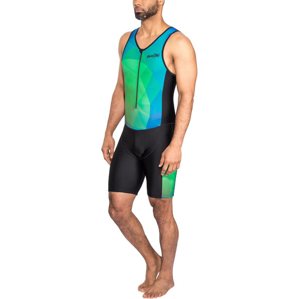 Dare2Tri Limited Funky Sleeveless Trisuit Herren