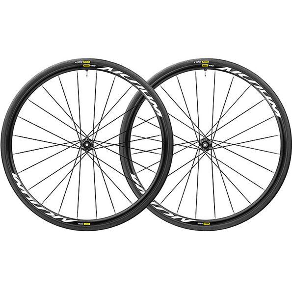 Mavic Aksium Elite UST Laufradsatz Disc Center-Lock Shimano/SRAM M-28