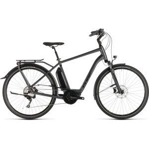 Cube Town Sport Hybrid Pro 400 Iridium'n'Black bei fahrrad.de Online