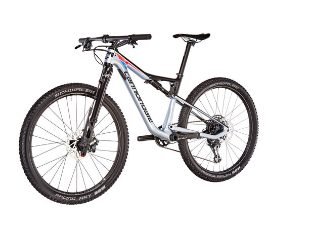 "Cannondale Scalpel Si Carbon 2 27,5"" Damen stingray"