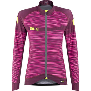 Alé Cycling Graphics PRR The End LS Jersey Damen amarone red amarone red