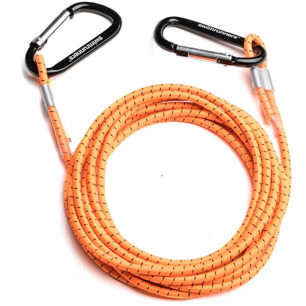 Swimrunners Support Pull Belt 3m neon orange
