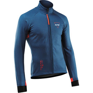 Northwave Blade 3 Jacke Total Protection Herren blue/lobster orange blue/lobster orange