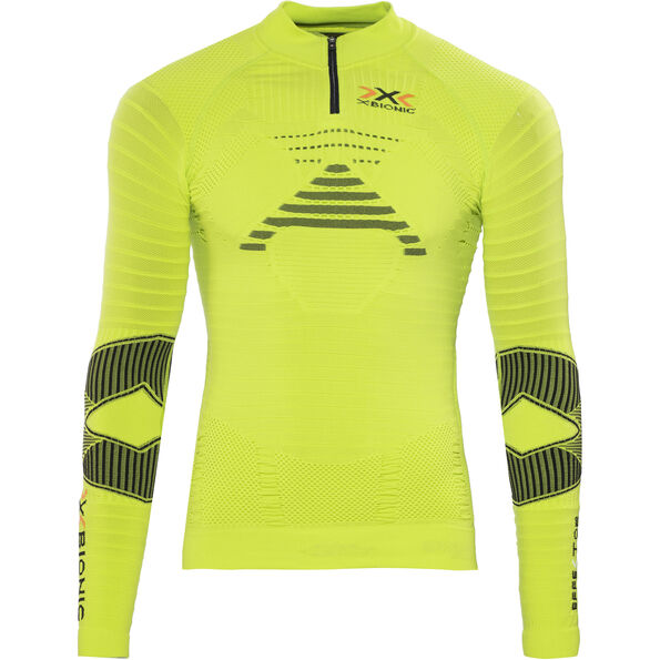 X-Bionic Trail Running Effektor OW LS Zip-Up Shirt Herren