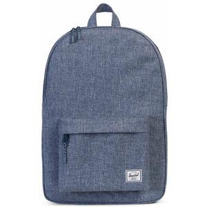 Herschel Classic Backpack dark chambray crosshatch dark chambray crosshatch