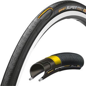 Continental Super Sport Plus 28 Zoll faltbar schwarz