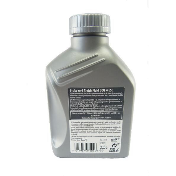 Formula DOT 4 Bremsflüssigkeit 500ml grey/blue