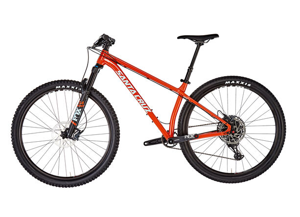 Santa Cruz Chameleon 7 AL R-Kit Plus orange