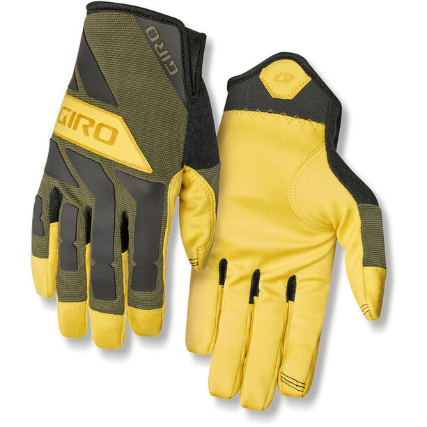 Giro Trail Builder Gloves Herren olive/buckskin