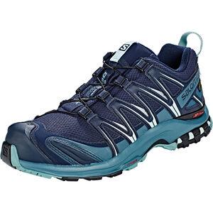 Salomon XA Pro 3D GTX Shoes Damen navy blazer/mallard blue/trellis navy blazer/mallard blue/trellis