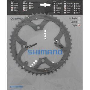 Shimano Deore FC-M590 Kettenblatt 9-fach grau grau