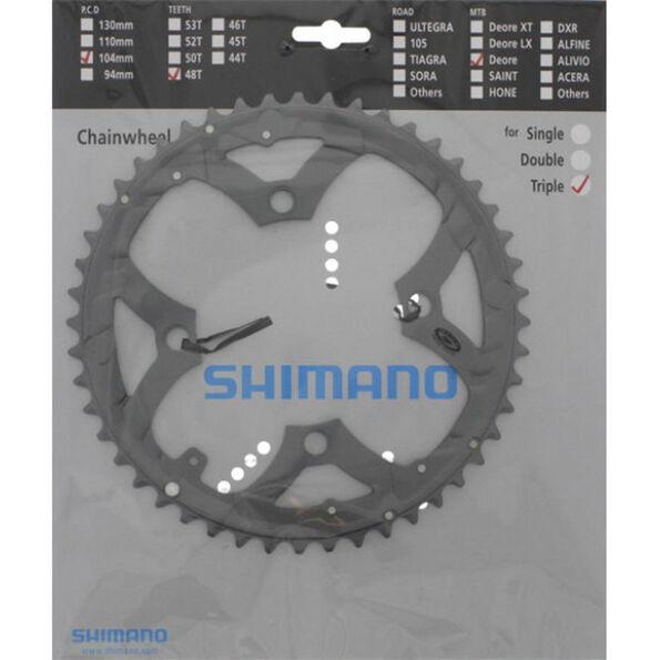 Shimano Deore FC-M590 Kettenblatt 9-fach