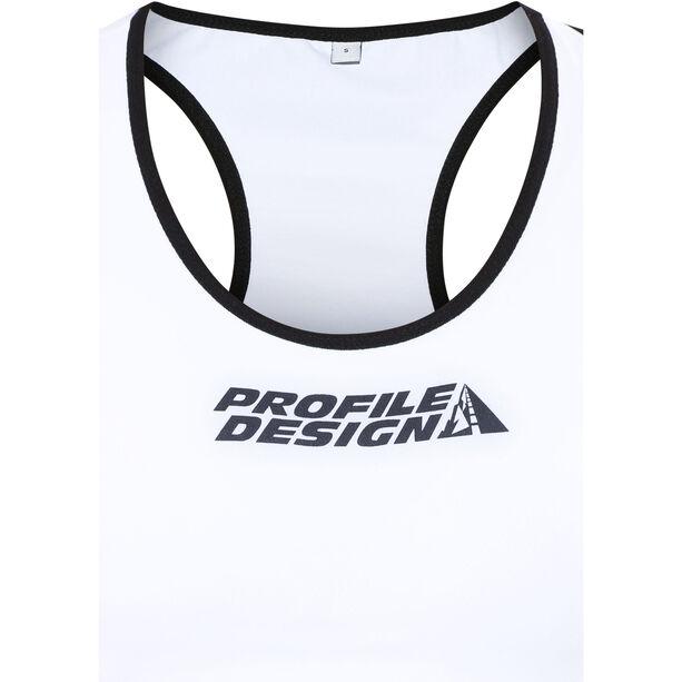 Profile Design ID Tri Top Damen white