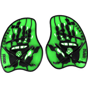 arena Vortex Evolution Hand Paddle acid lime-black acid lime-black
