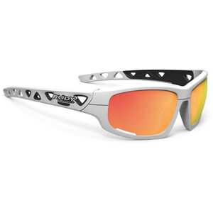 Rudy Project Airgrip Glasses white gloss - rp optics multilaser orange white gloss - rp optics multilaser orange