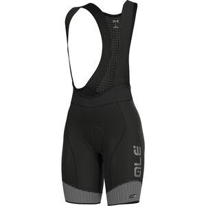Alé Cycling PR-S Master Trägershorts Damen black/white black/white