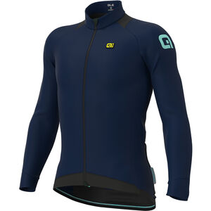 Alé Cycling Klimatik Klima Winter Trikot Herren blue blue