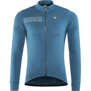 Alé Cycling Solid Color Block Longsleeve Jersey Herren lagoon lagoon
