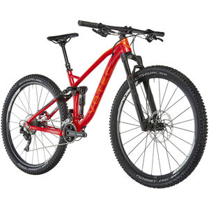 "VOTEC VXs Comp Tour/Trail Fully 29"" red-black"