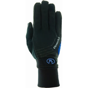 Roeckl Raab Handschuhe black/blue black/blue