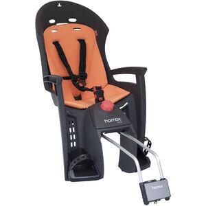 Hamax Siesta Kindersitz schwarz/orange bei fahrrad.de Online