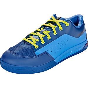 Mavic Deemax Elite Flat Mid Shoes poseidon/indigo poseidon/indigo