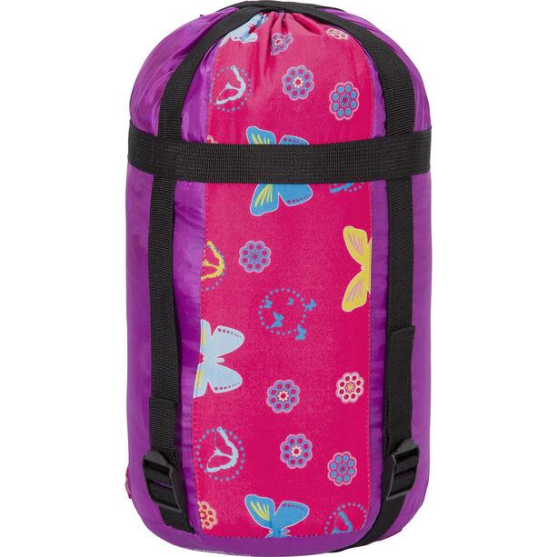 Grüezi-Bag Grow Bttrfly Sleeping Bag Kinder
