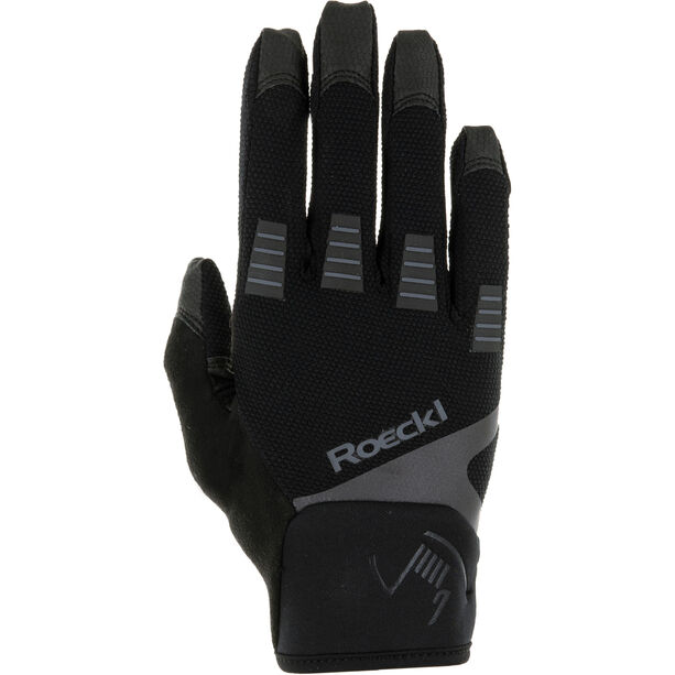 Roeckl Mangfall Handschuhe schwarz