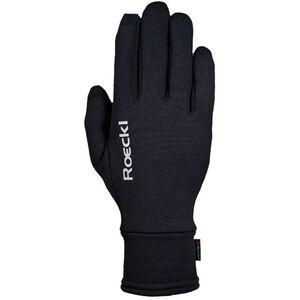 Roeckl Paulista Handschuhe schwarz schwarz