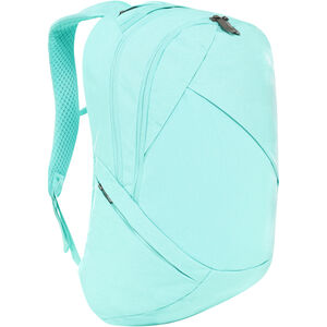 The North Face Isabella Backpack Damen retro green light heather/bermuda green retro green light heather/bermuda green