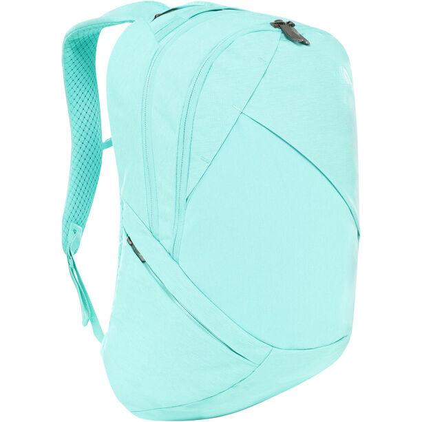 The North Face Isabella Backpack Damen retro green light heather/bermuda green