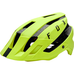 Fox Flux Helmet Mips Men yellow/black bei fahrrad.de Online